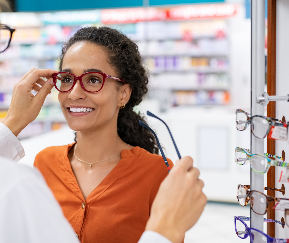 Doctors Get the Medical History While Opticians Get the Daily Activities List