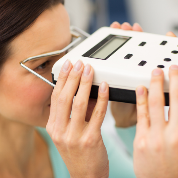 What Is a Pupilometer & Why Use One as an Optician?