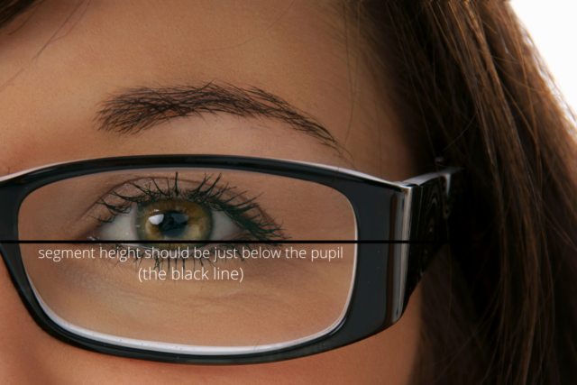 How To Fit, or Measure, Trifocals For Patients Manually